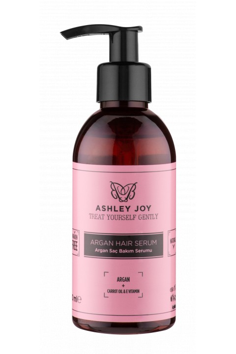 Ashley Joy Ashley Joy Argan Saç Bakım Serumu 100 Ml