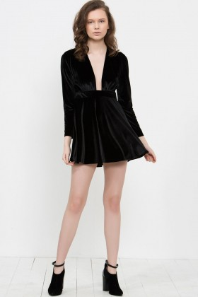 Nunu's Closet - Must Have Dress Velvet