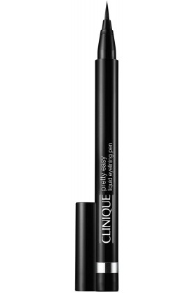 Clinique - Clinique Pretty Easy Likit Eye Liner Black - 01