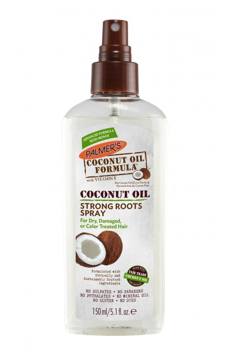 Palmer's Palmers Coconut Oil Formula Strong Roots Spray 150 Ml Spray