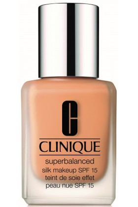 Clinique - Superbalanced Silk Fondöten Silk Sahara