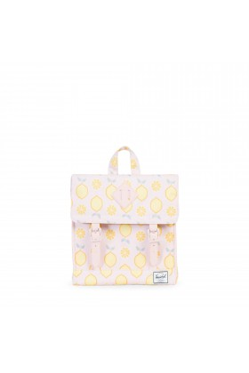 Herschel - Survey Kids-Lemon Drop/Cloud Pink Rubber
