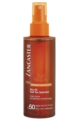 Lancaster - Lancaster Fast Tan Optimizer Oil Spf50 150Ml