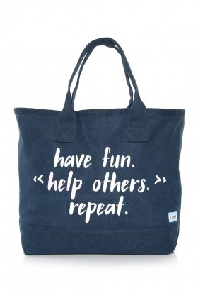 Toms - All Day Quote Tote