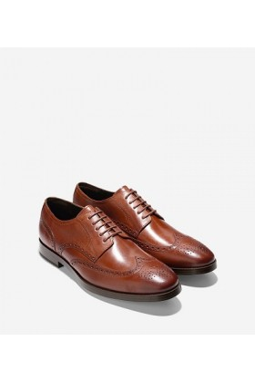 Cole Haan - Cole Haan Jefferson Grand British Tan