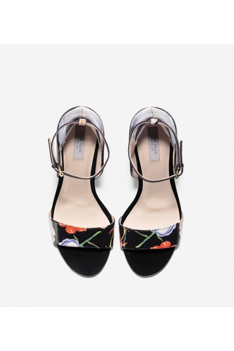 Cole Haan Cole Haan Grace Flower Black