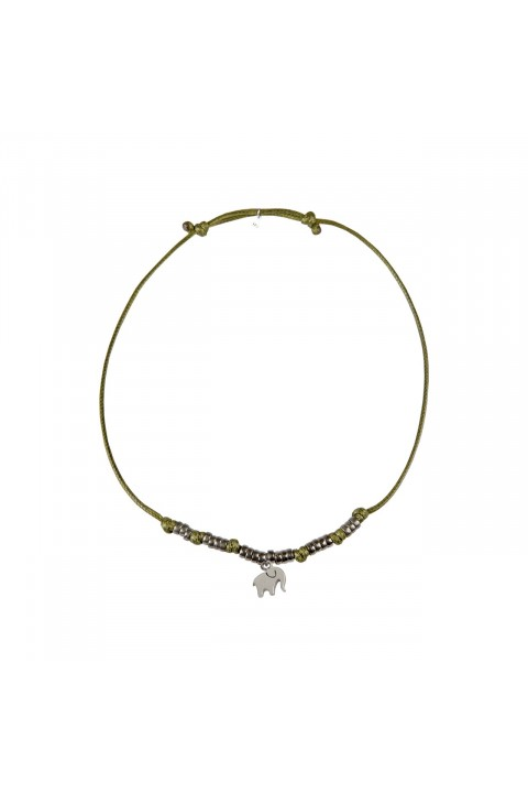 Mo For Every Moment Casual Elephant Choker