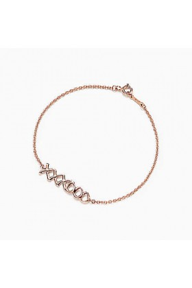 Tiffany & Co. - Paloma Picasso XO Graffiti Bracelet