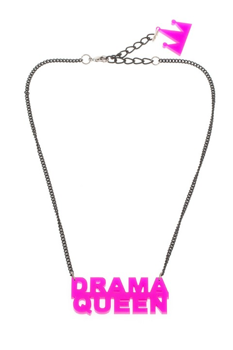 Lucky Beads Drama Queen Kolye