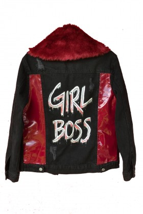 Etz Design - Girl Boss Kot Ceket