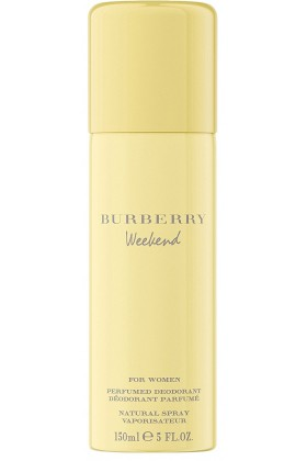 Burberry Parfüm - Burberry Week End Woman Deo 150 Ml