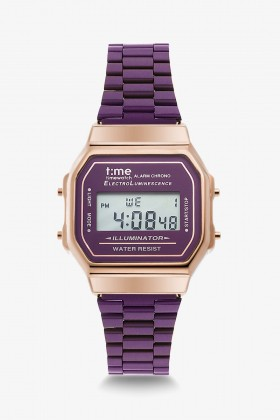 Time Watch - Time Watch TW.124.4RPP Retro Kol Saati