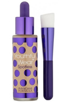 Physicians Formula - Physicians Formula Fondöten Youth Wear Spotless Medium Beige Spf15