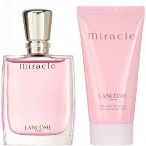 lancome miracle edp 30 ml set bayan parfüm seti