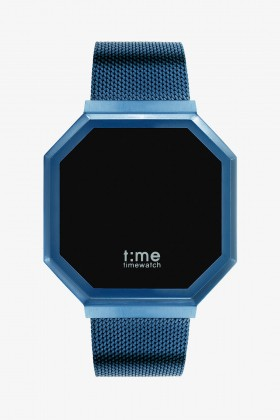Time Watch - Time Watch TW.111.2LBL Blue Design Kol Saati