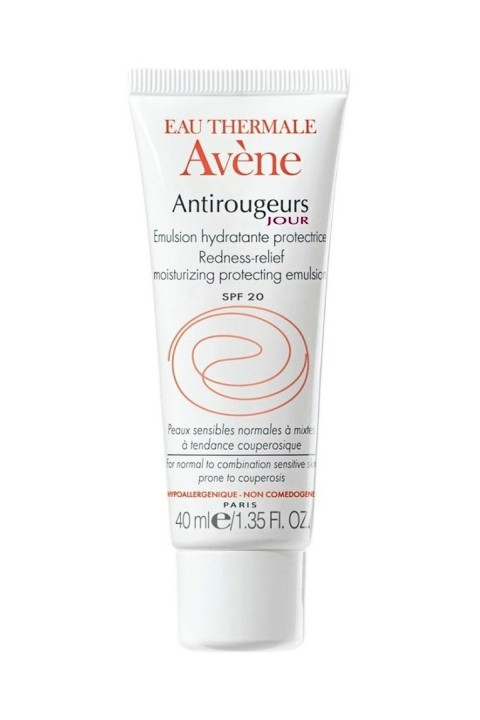Avene Avene Antirougeurs Emulsion Spf20 40 Ml