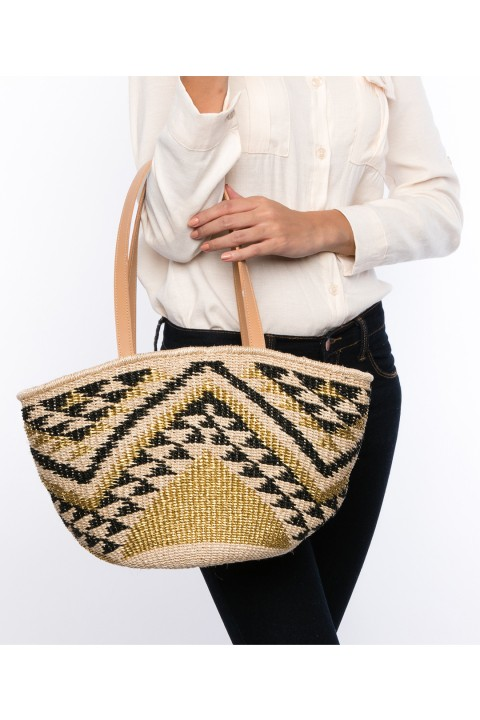 Larone by Bengartisans Quenn Of The Hills Millie Tote
