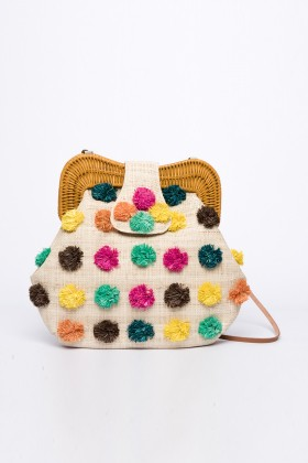 Larone by Bengartisans - Forest Pompom Libby