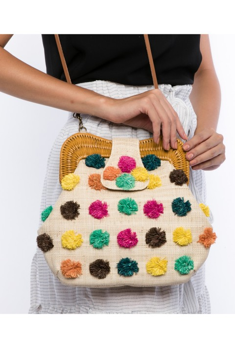 Larone by Bengartisans Forest Pompom Libby