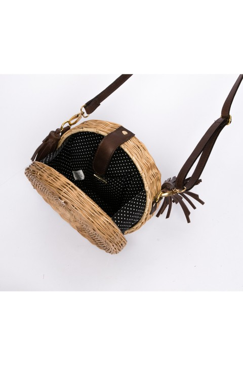 Larone by Bengartisans Full Moon Wicker