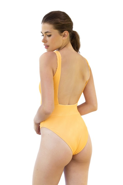Movom Swimwear Alice Zipper Swimsuit