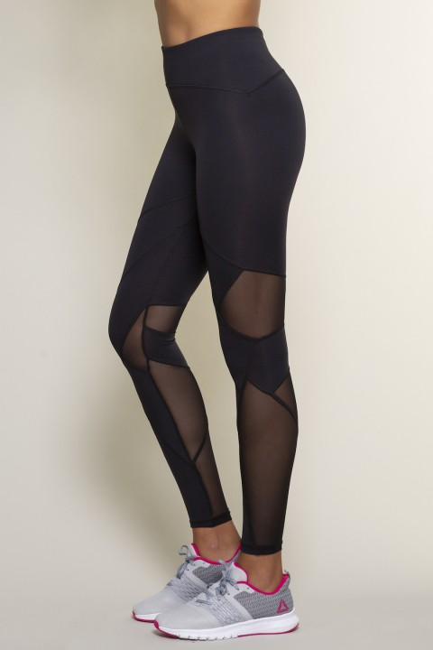 Hugthemoon Cut-out Lily Black Tayt