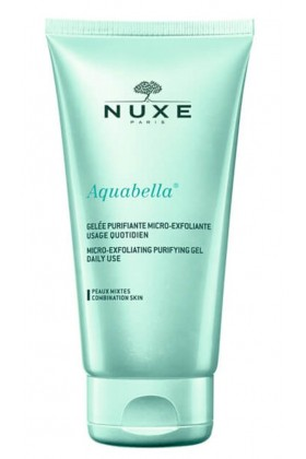 Nuxe - Nuxe Aquabella Micro Exfoliating Purifying Gel Daily Use 150 Ml