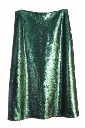 Payeds - Giselle Green Skirt