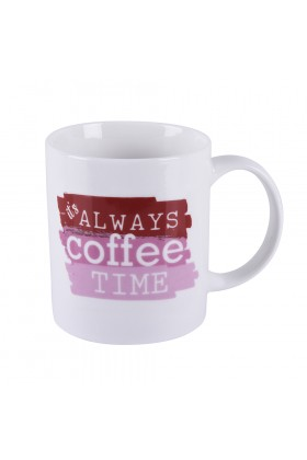 Gavia - Gavia Candy Mug - It's Always Coffee Time