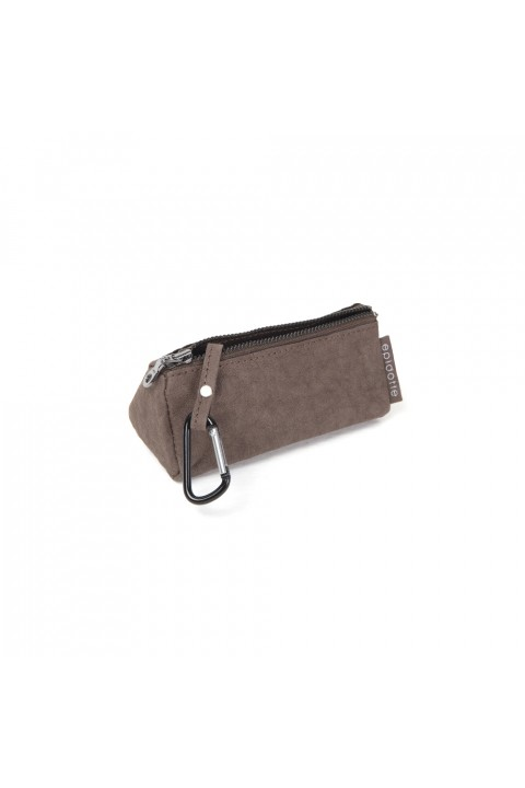 Epidotte Key Purse Brown