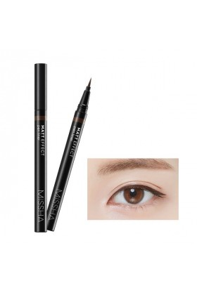 Missha - MISSHA Matt Effect Pen Liner (Brown)