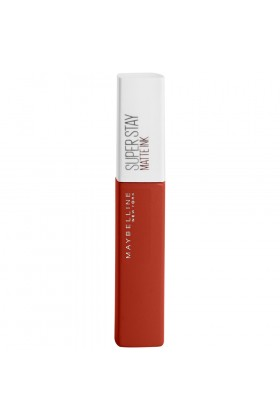 Maybelline - Maybelline New York Super Stay Matte Ink City Edition Likit Mat Ruj - 117 Ground-Breaker