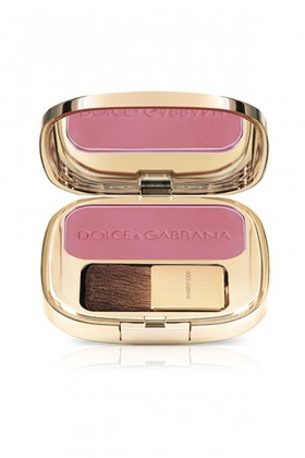Dolce & Gabbana - Dolce Gabbana The Blush Luminous Cheek Colour Allık 38 Mauve Diamond