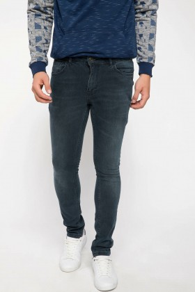 Defacto - Carlo Skinny Fit Denim Pantolon