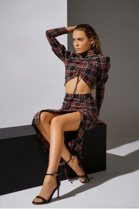 Maeve - Blurred Lines Set Plaid