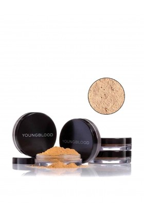 YoungBlood - YOUNGBLOOD Neutral Toz Mineral Fondoten (1004)