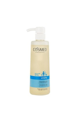 Cosmed - COSMED Atopia Cleansing Oil 400 ml