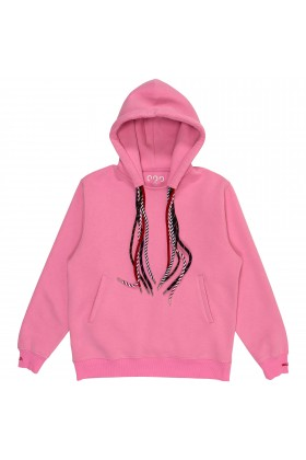Common People - Pembe Hooded 6