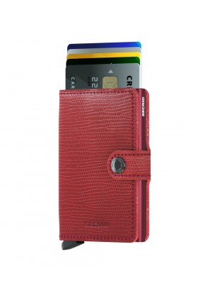 Secrid - Miniwallet Rango    Red Bordeaux Cüzdan