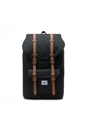 Herschel - Herschel Sırt Çantası Little America Black/Saddle Brown