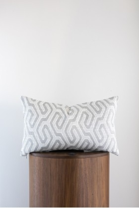 Phoenix Pillows - Geometrical Patterned Lumbar Pillow