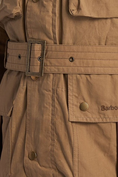 Barbour Barbour Icons Ursula Casual Jacket  Sand