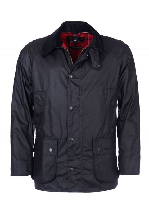 Barbour Barbour Ashby Wax Jacket  Black