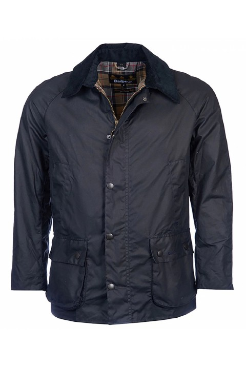Barbour Barbour Ashby Wax Jacket  Navy