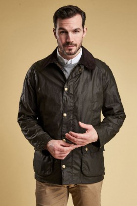Barbour - Barbour Ashby Wax Jacket  Olive