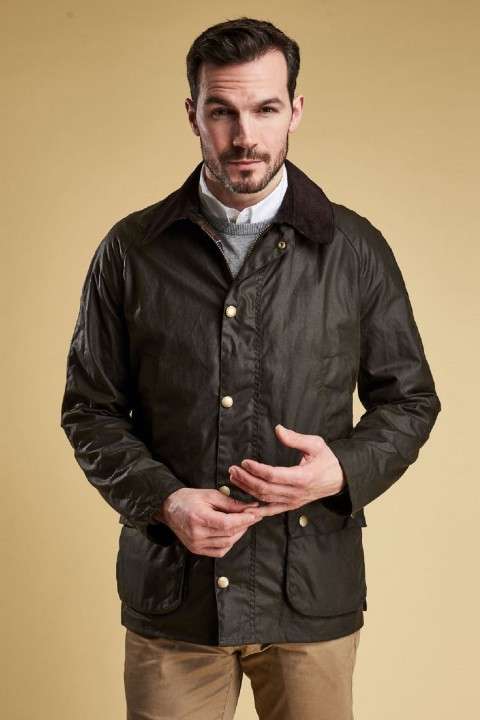 Barbour Barbour Ashby Wax Jacket  Olive