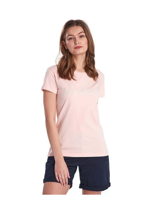Barbour Barbour Rebecca T-Shirt  Pale Coral