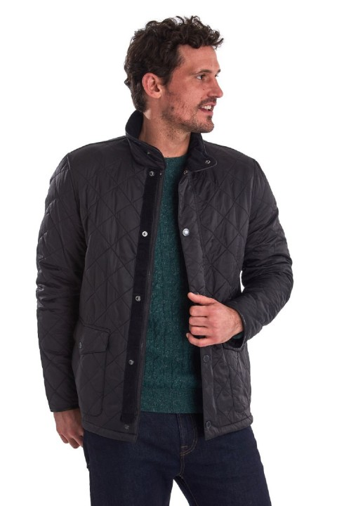 Barbour Barbour Blunk Polar Jacket  Black