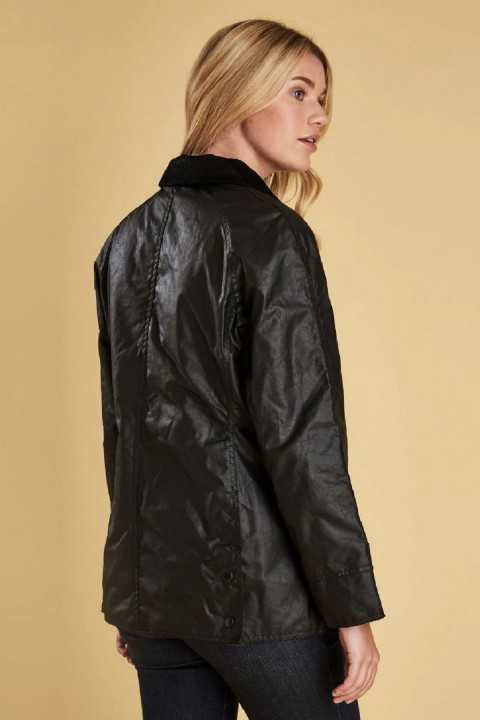 Barbour Barbour Beadnell Wax Jacked  Black