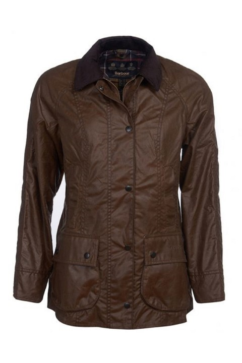 Barbour Barbour Beadnell Wax Jacked  Bark